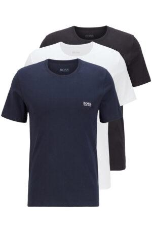 Hugo Boss, T-paitapaketti, T-Shirt RN 3P CO, Moniväri