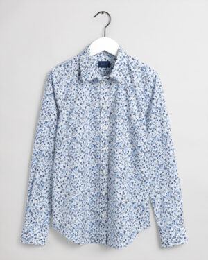 Gant, Micro bouquet stretch shirt
