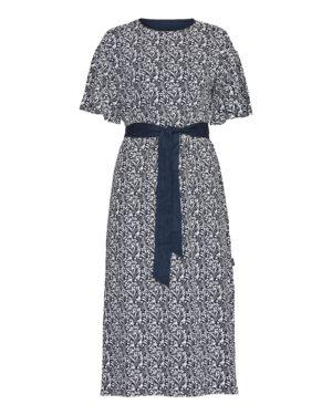 Holebrook, Mekko, Kajsa Slit Dress, kuviollinen