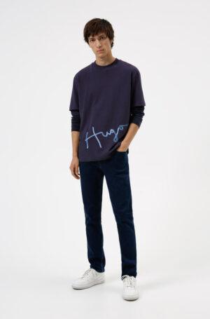 Hugo Boss T-paita Dresco Tummansininen