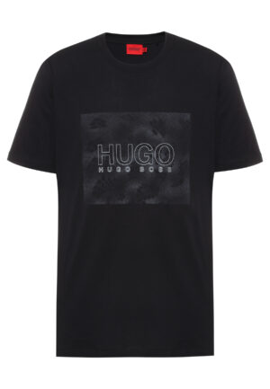 Hugo By Hugo Boss T-paita Dolive Musta
