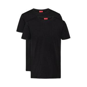Hugo Boss Round-neck t-paitapaketti musta
