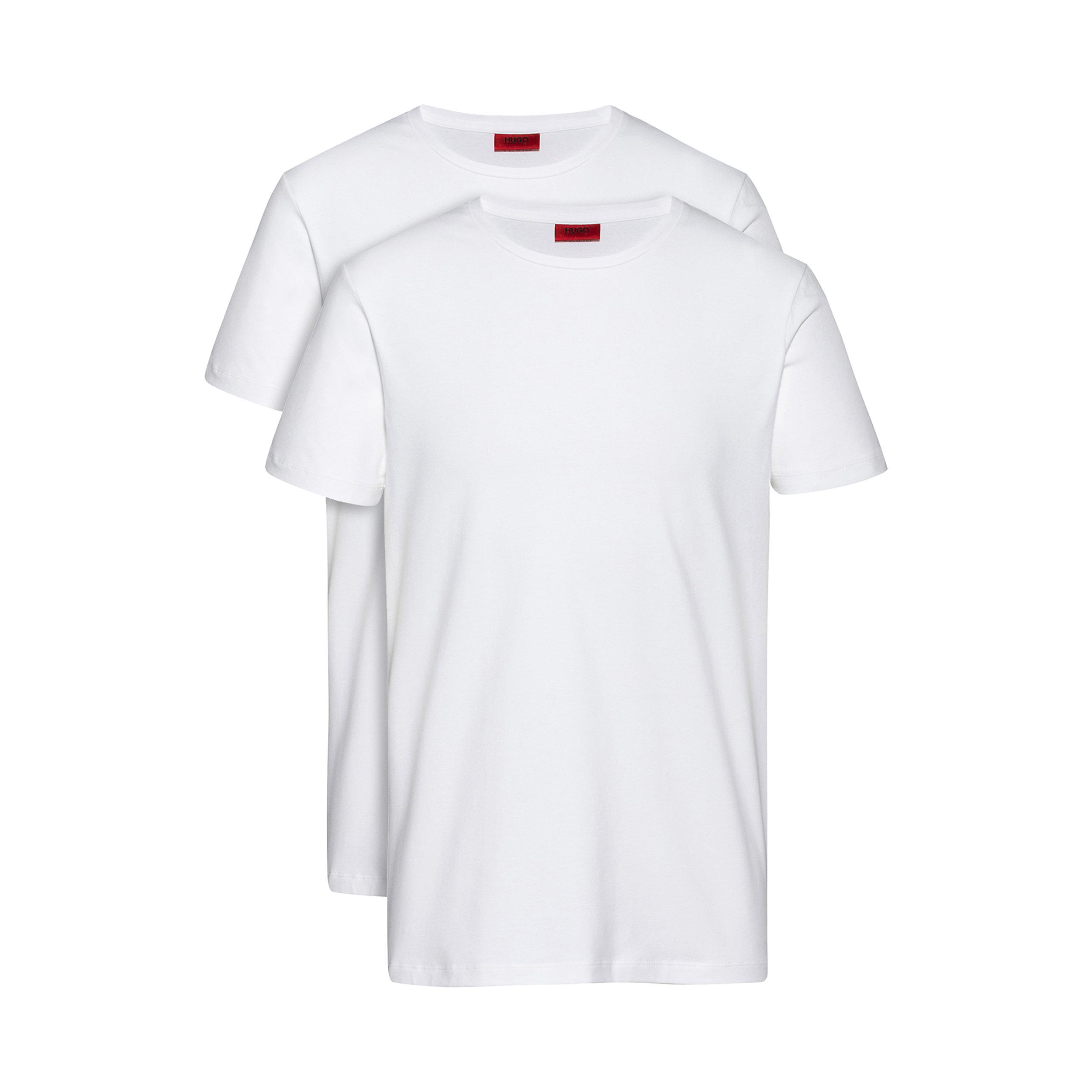 Hugo Boss Round-neck t-paitapaketti valkoinen